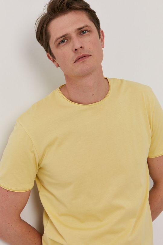 žlutá Strellson - Tričko