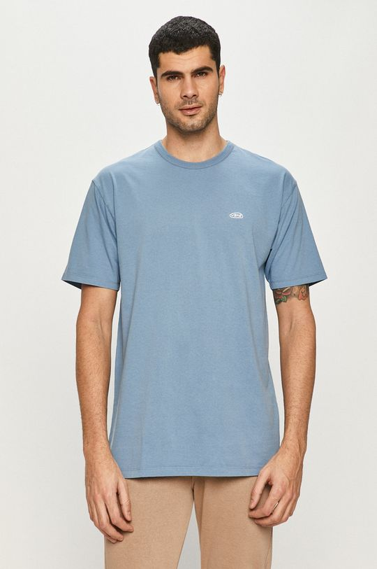 světle modrá Vans - Tričko Pánský