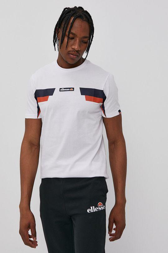 alb Ellesse - Tricou De bărbați