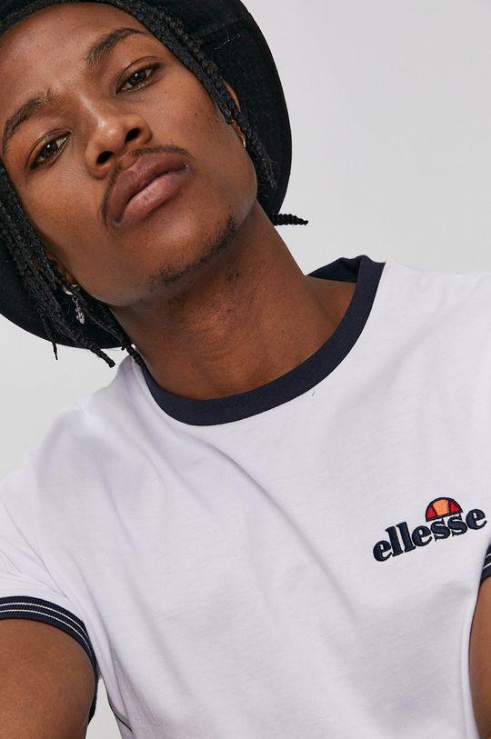 biały Ellesse - T-shirt