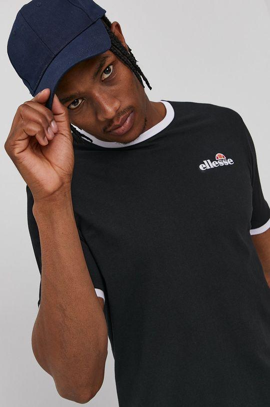 czarny Ellesse - T-shirt