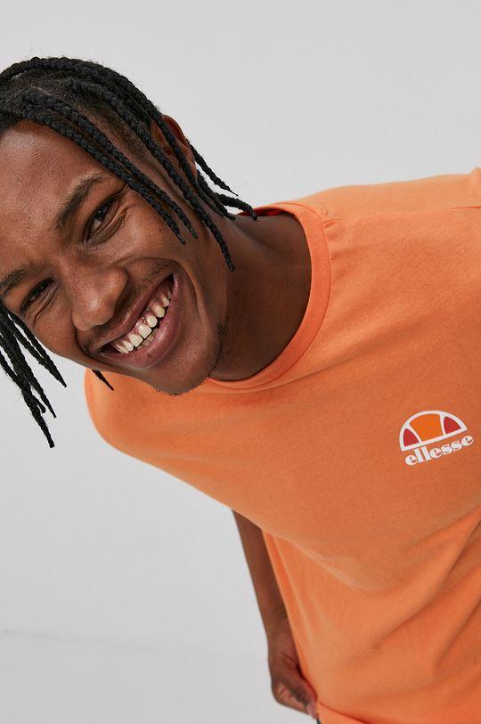 pomarańczowy Ellesse - T-shirt