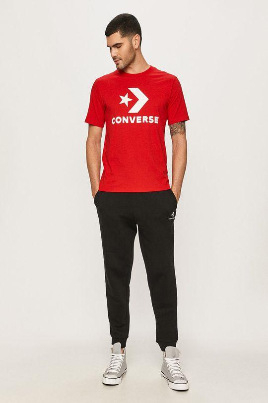 Converse - T-shirt czerwony