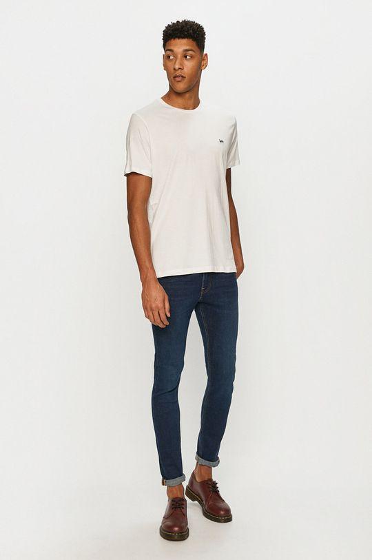Lee - Tričko bílá