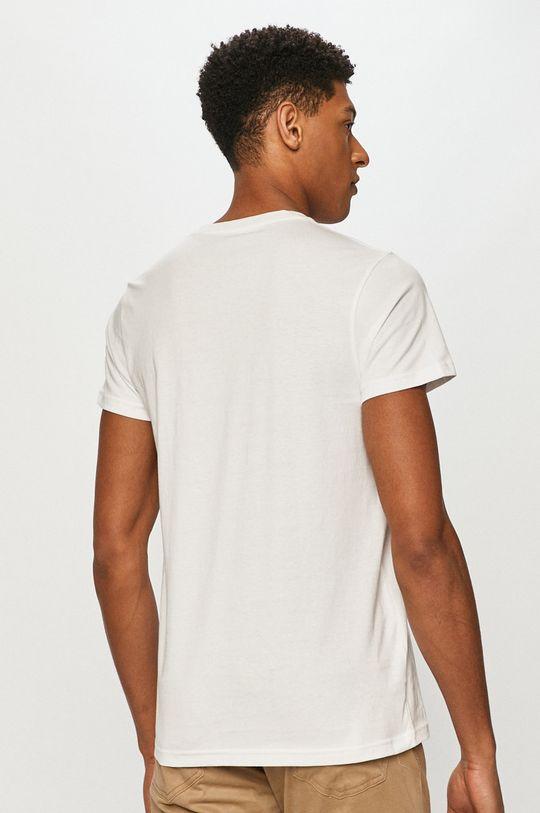 Lee - T-shirt (2-pack) 100 % Bawełna organiczna