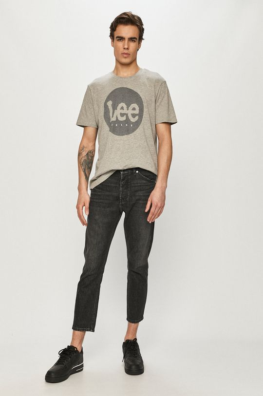 Lee - Tričko šedá