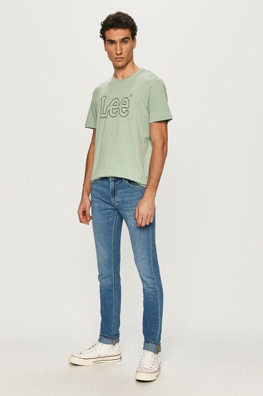 Lee - Tričko svetlozelená