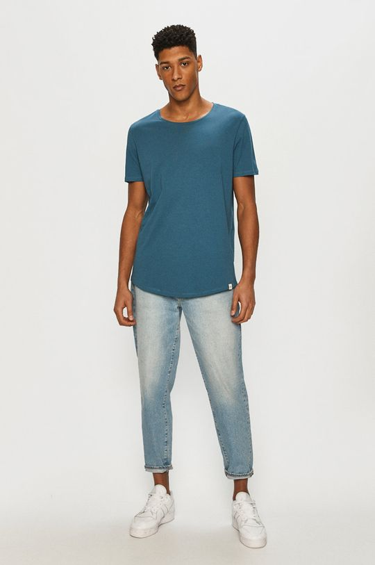Lee - Tričko ocelová modrá