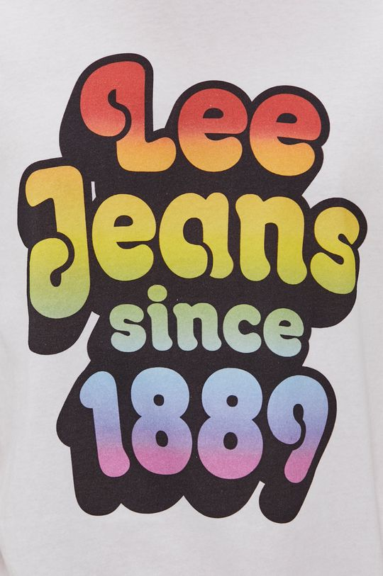 Lee - T-shirt PRIDE Męski