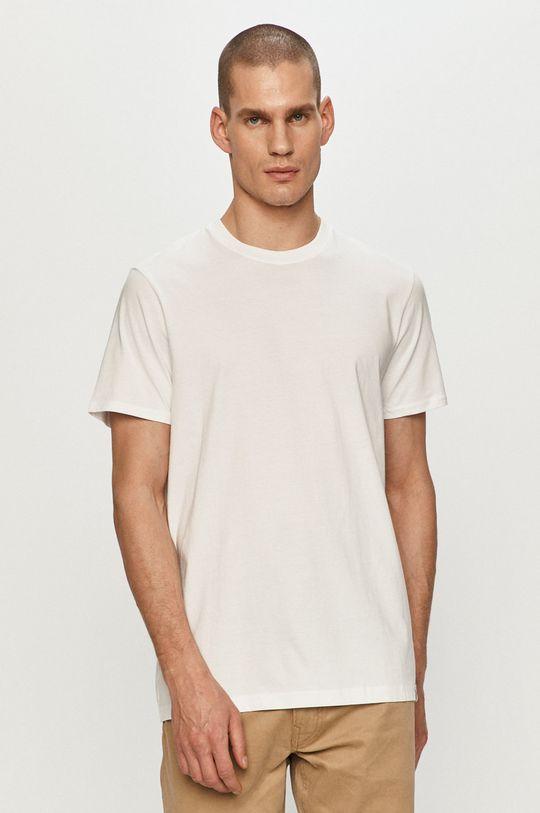 biały Wrangler - T-shirt (2-pack)