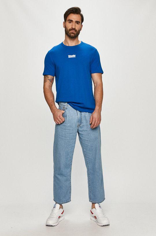 Wrangler - Tričko modrá