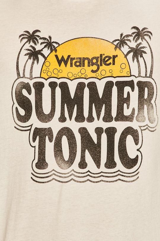 Wrangler - T-shirt Męski