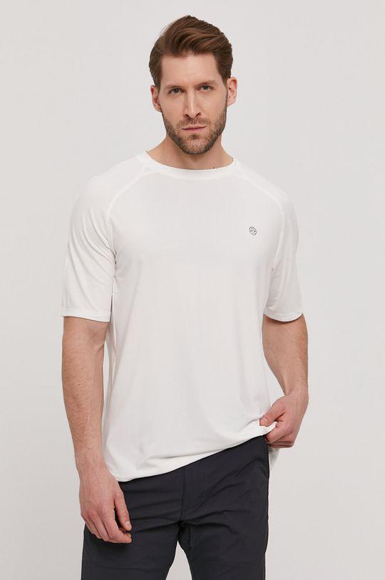 biały Wrangler - T-shirt ATG Męski