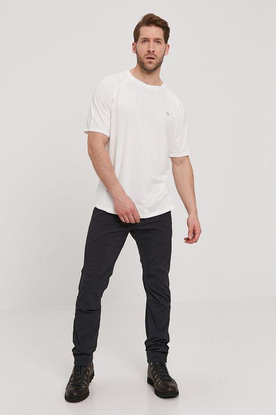 Wrangler - T-shirt ATG biały
