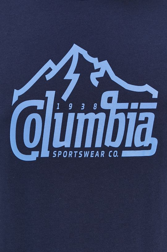 tmavomodrá Columbia - Tričko