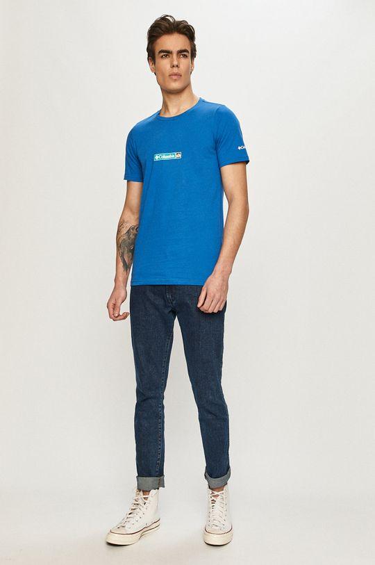 Columbia - Tričko modrá