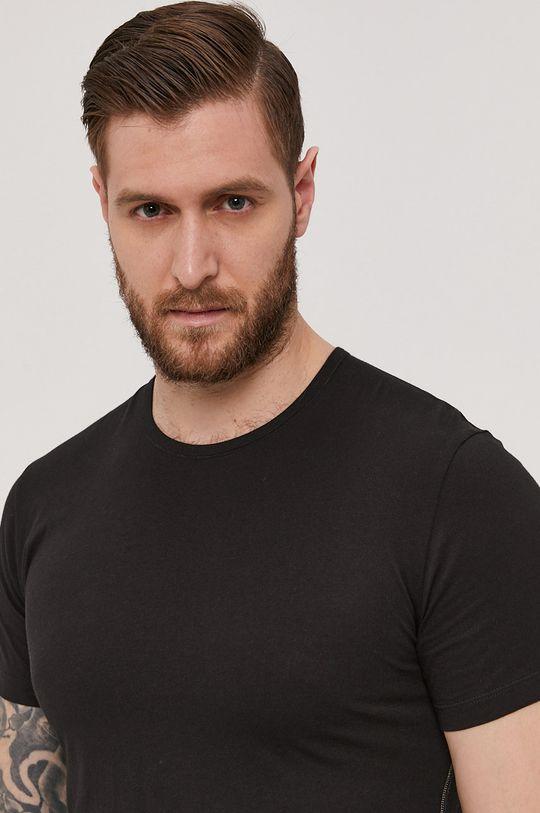 czarny Paul Smith - T-shirt