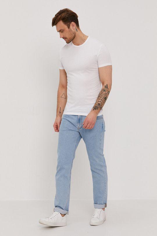 biały Paul Smith - T-shirt Męski