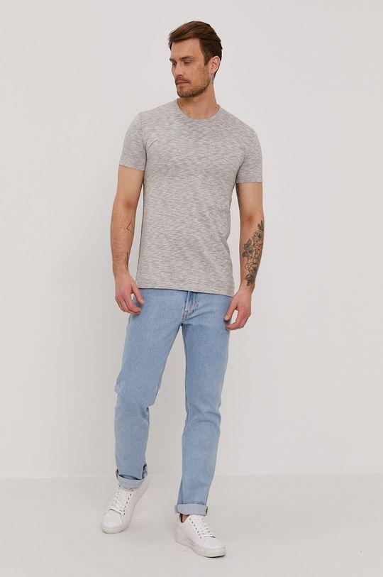 Paul Smith - T-shirt szary