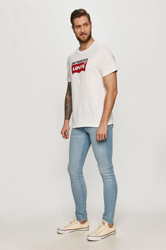 Levi's - Tričko biela