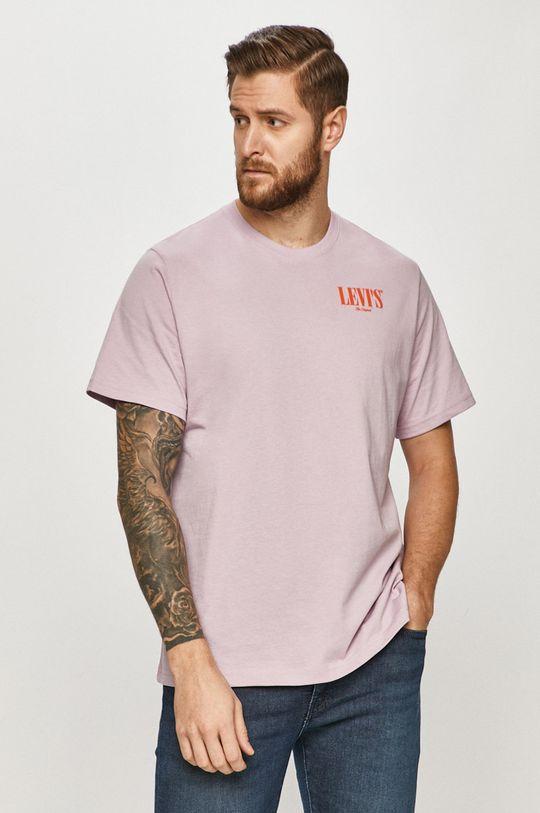lavanda Levi's - Tricou De bărbați