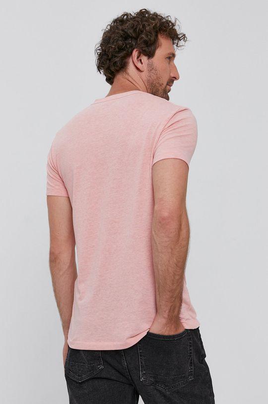 AllSaints - T-shirt  70% pamut, 30% poliészter