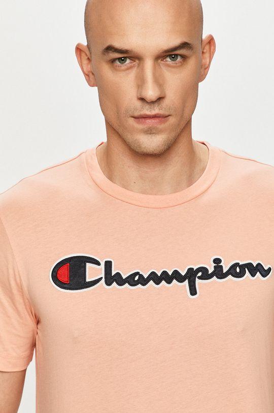 ružová Champion - Tričko