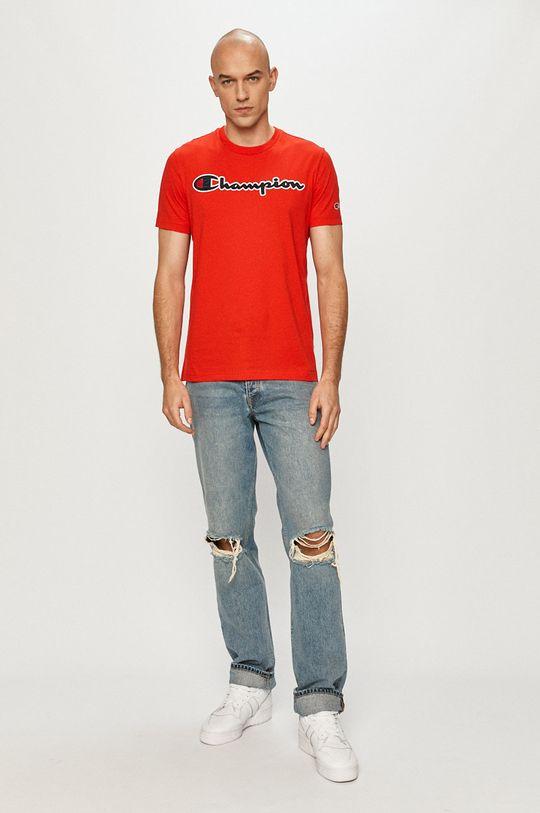 Champion - Tričko červená