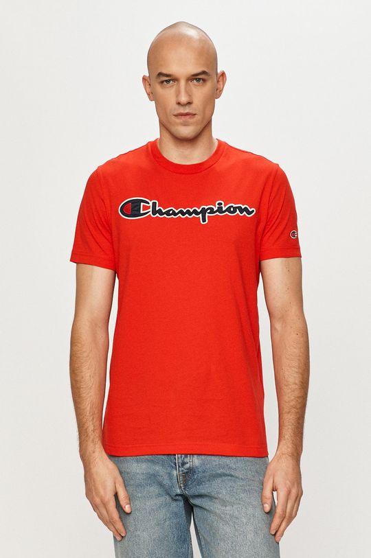 červená Champion - Tričko