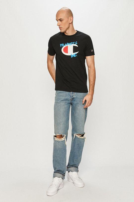 Champion - T-shirt czarny