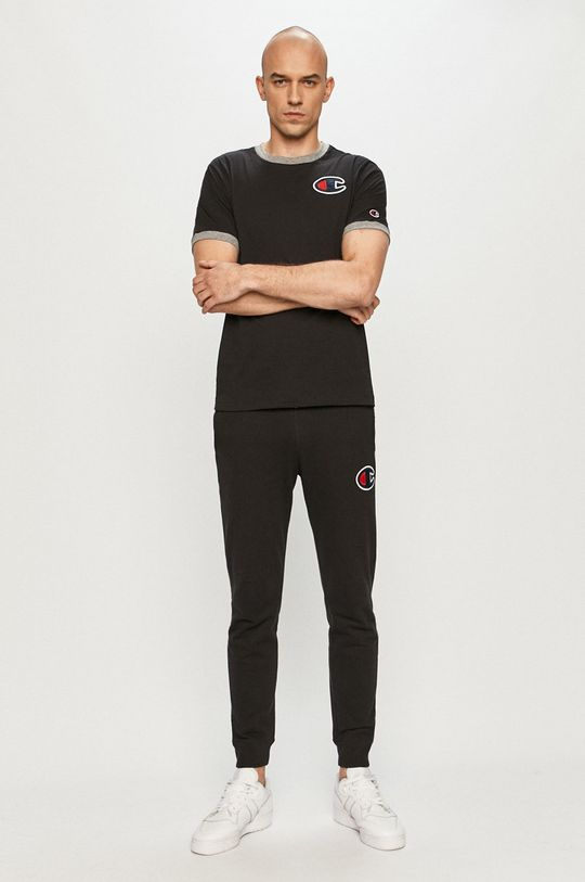 Champion - Tričko čierna