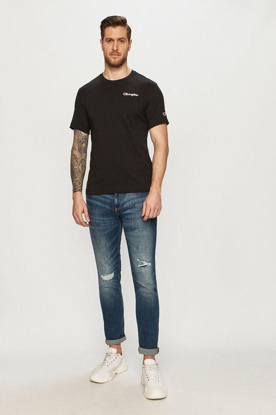 Champion - Tričko černá
