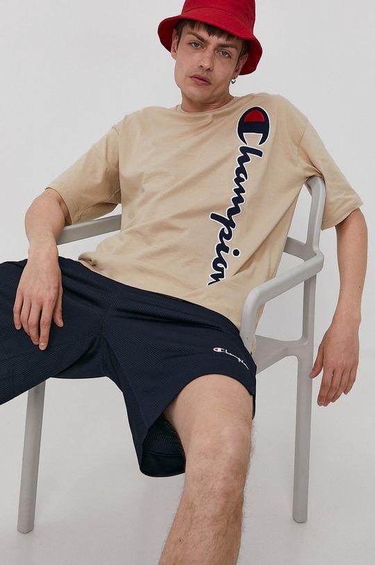 Champion - T-shirt piaskowy