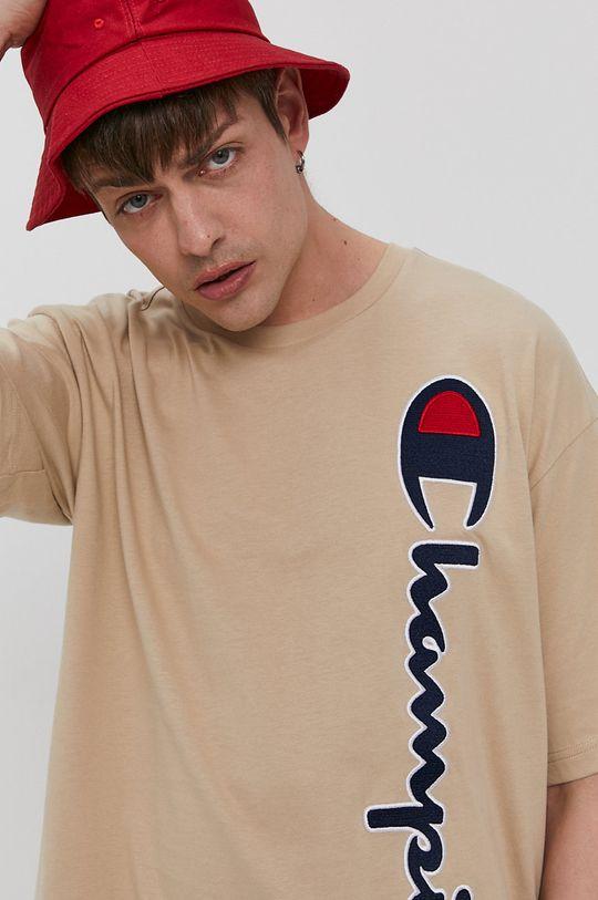 piaskowy Champion - T-shirt
