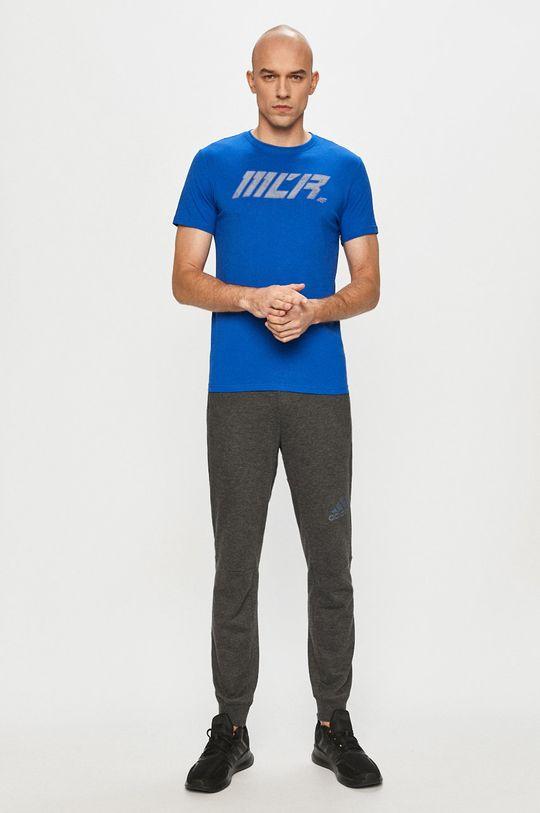 4F - Tričko modrá