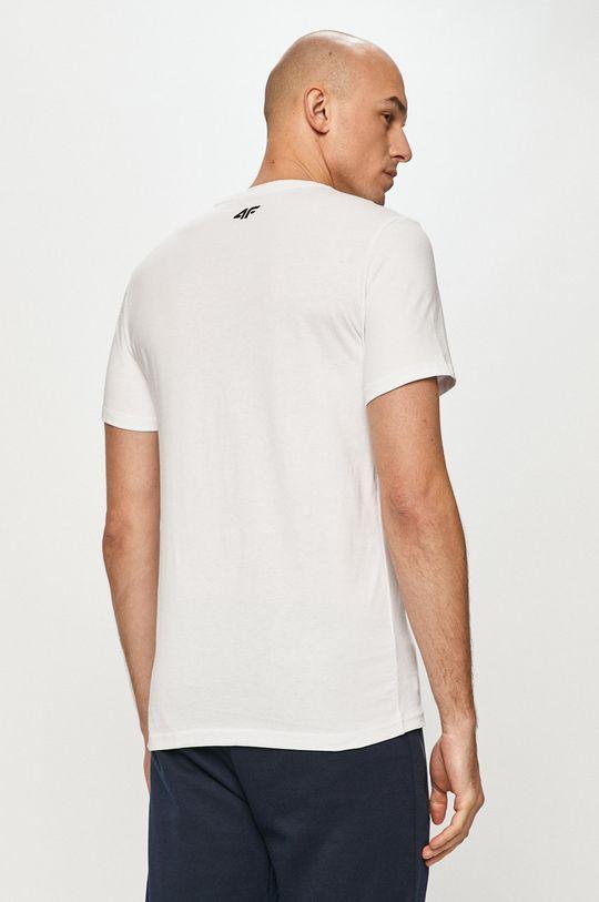 4F - T-shirt 100 % Bawełna
