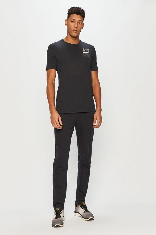 Under Armour - T-shirt czarny