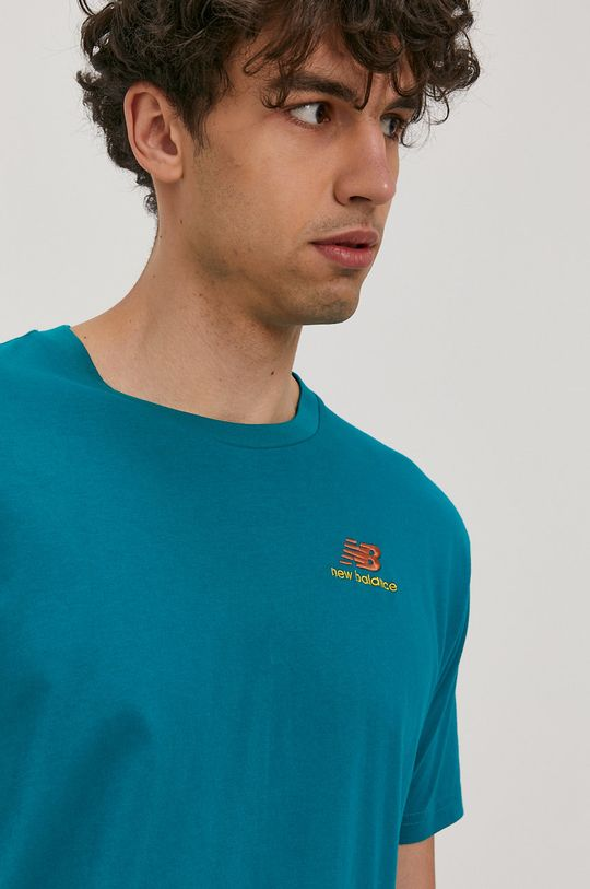 zelená New Balance - Tričko