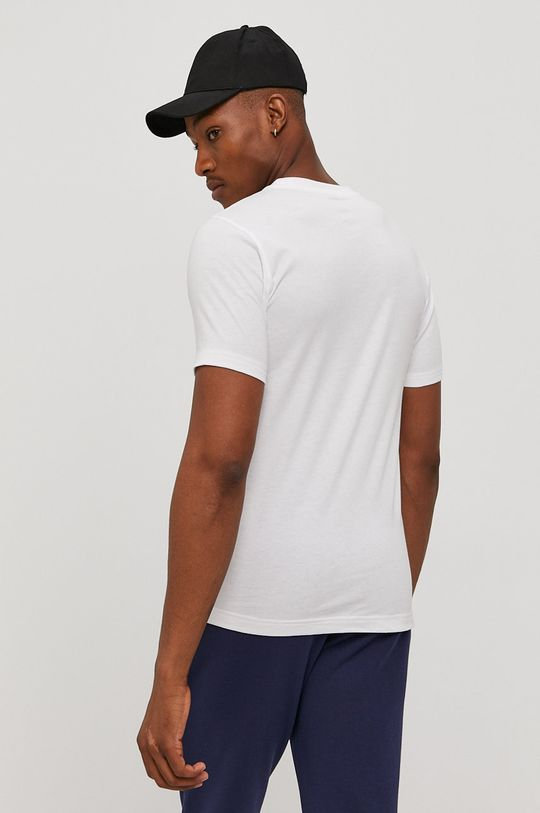 New Balance - T-shirt 60 % Bawełna, 40 % Poliester