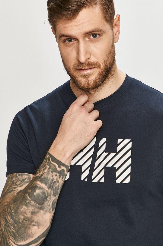 granatowy Helly Hansen - T-shirt