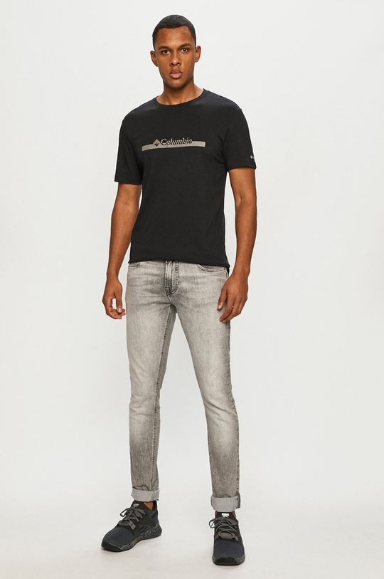 Columbia - Tričko čierna