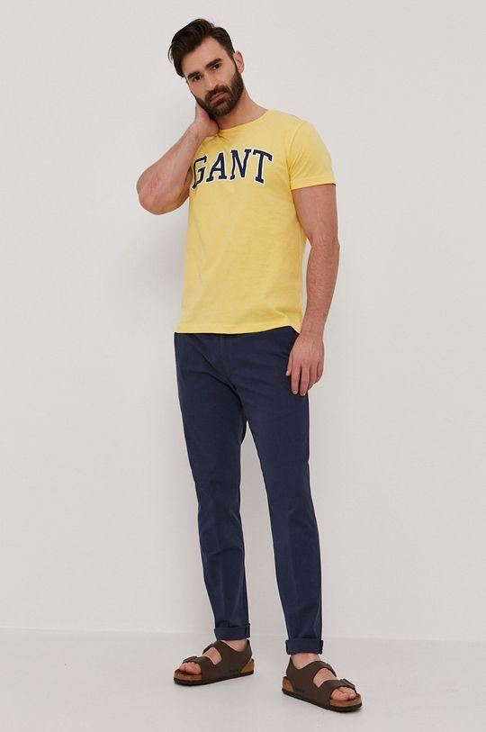 Gant - Tričko žltá