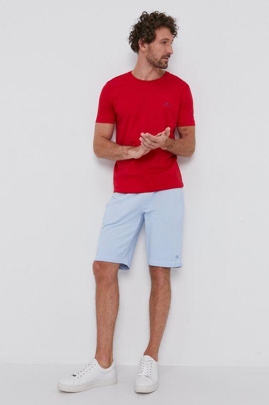 Gant - Tričko červená