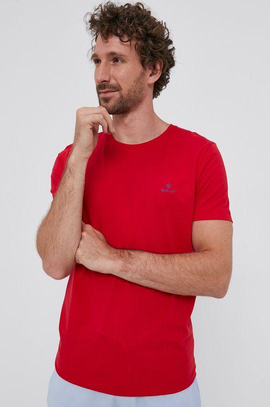 červená Gant - Tričko