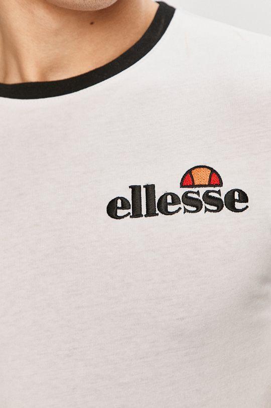 alb Ellesse - Tricou