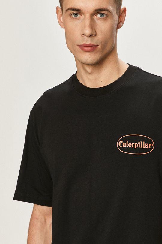 černá Caterpillar - Tričko