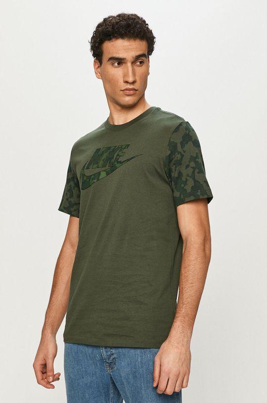 zelená Nike Sportswear - Tričko