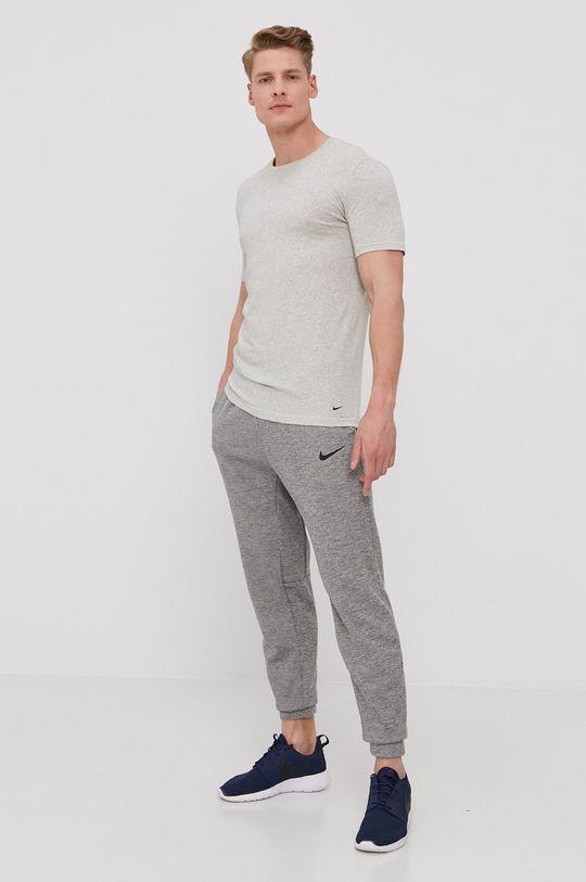 Nike - Tricou (2-pack)  95% Bumbac, 5% Elastan