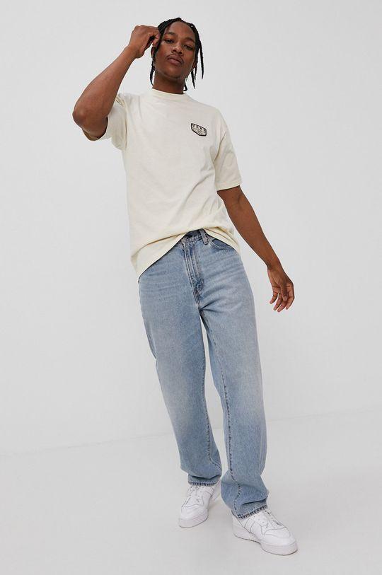 Vans - T-shirt kremowy