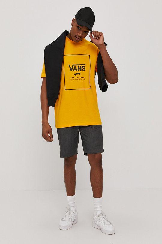 Vans - Tričko oranžová